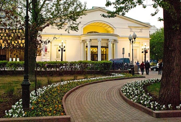 Московский ордена Почёта государственный театр «Современник»