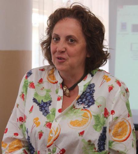 Людмила Богдановская, директор ИЦ Зодиак-книга